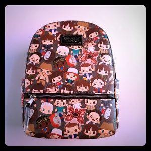 Loungefly Stranger Things Netflix Mini Backpack